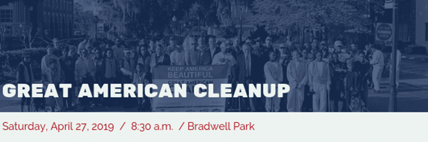 Great American Cleanup 2019 - Hinesville GA