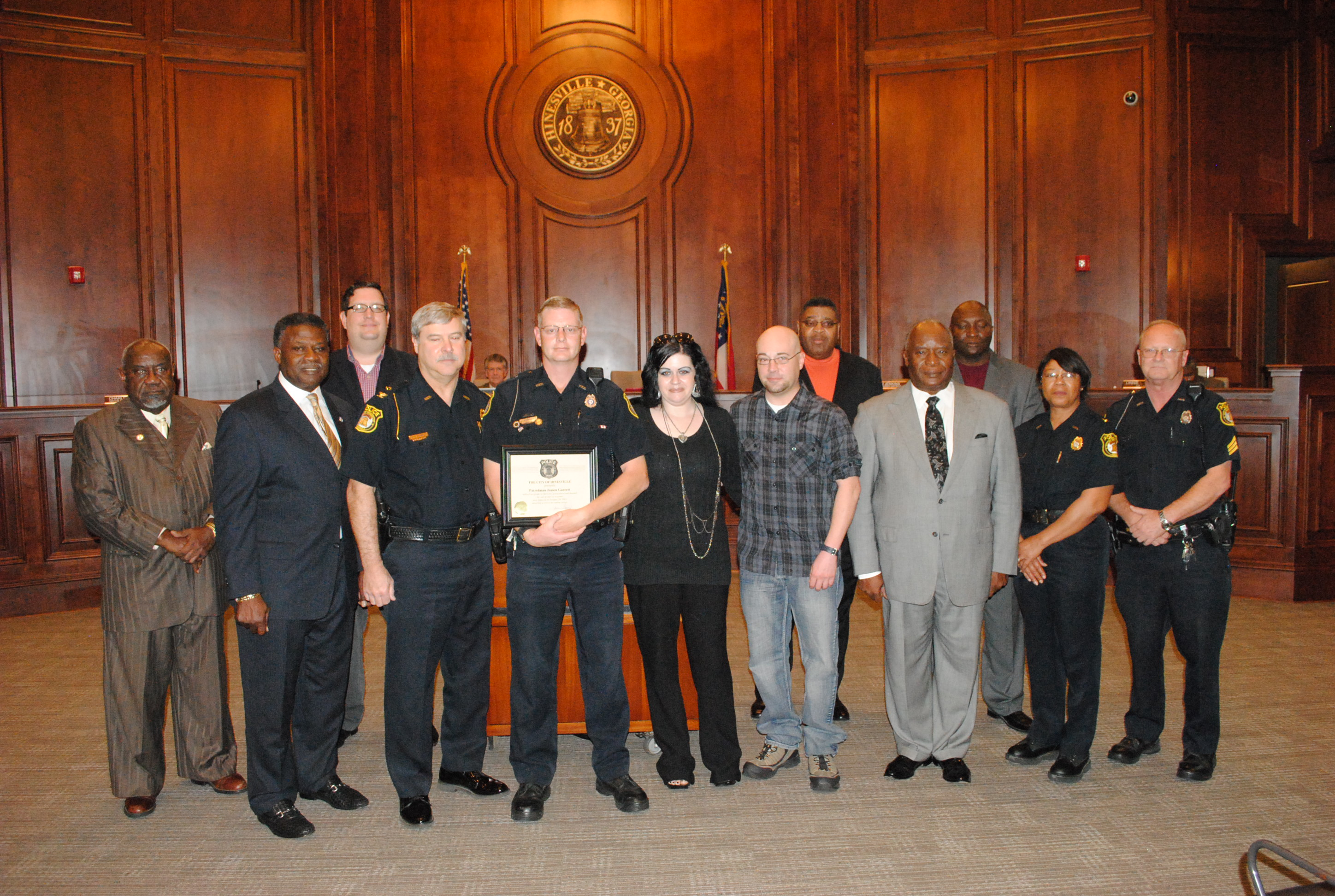 March 1, 2012 Council Meeting