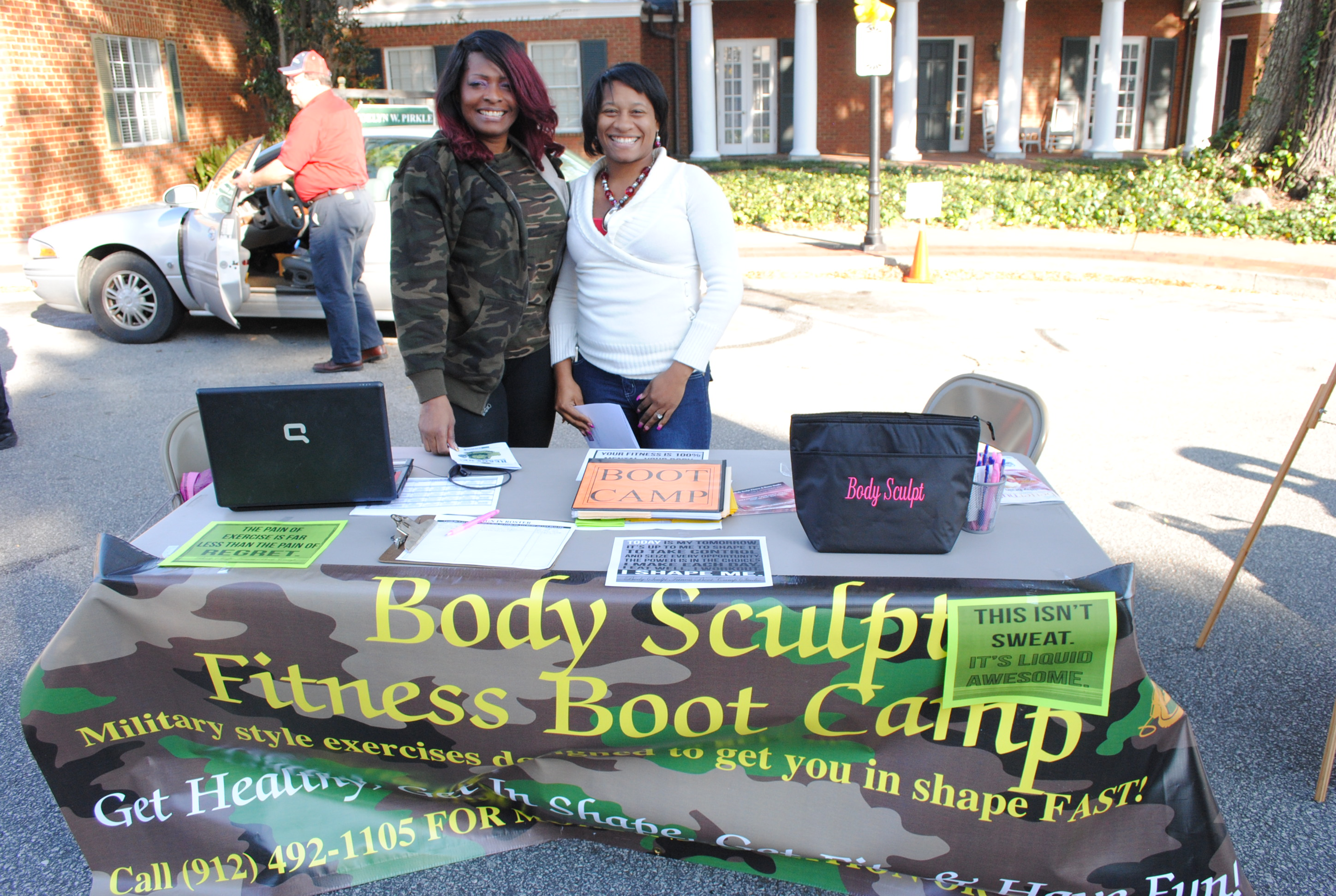 Healthy Hinesville Day
