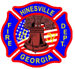Hinesville Fire Department Logo