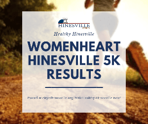 WHH 5k Results