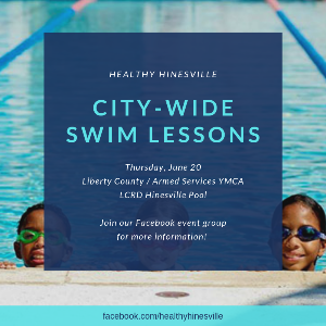 healthy hinesville swim lessons